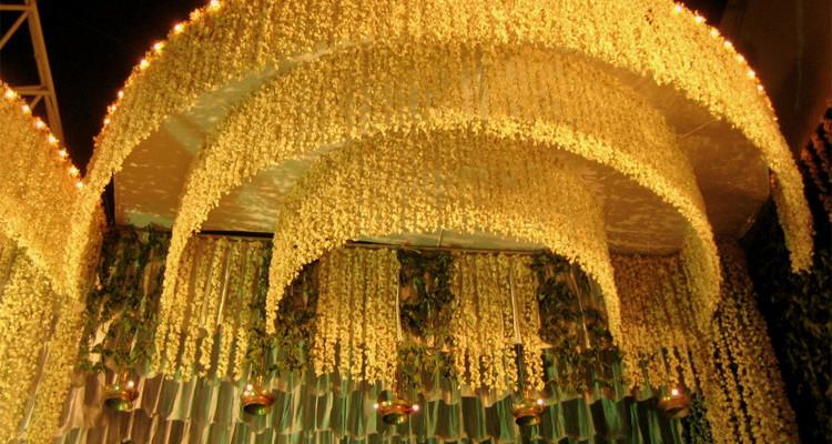 India Wedding Flower Ideas
